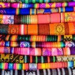Otavalo, a multicolored ancestral tissue