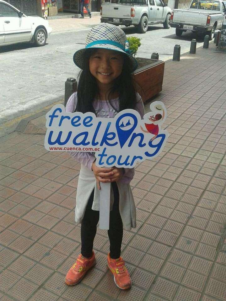 cosas que hacer en cuenca free walking tour niña